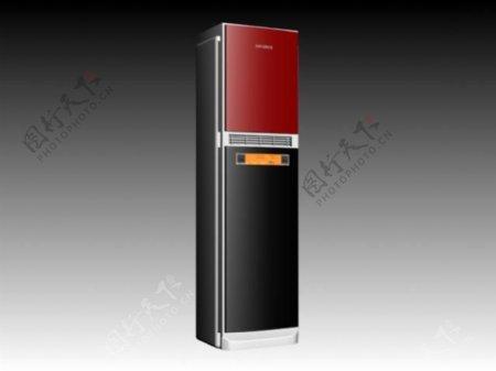 空调3d模型电器模型图片9