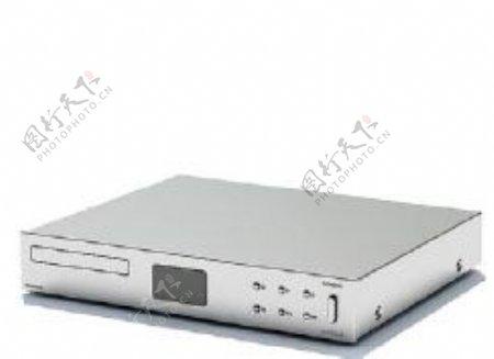 影碟机3d模型电器模型图片46