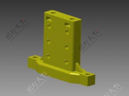 通用的安装板2p341