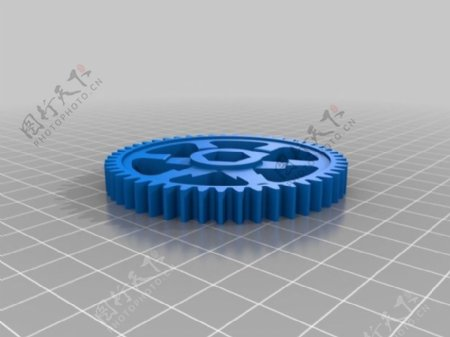 Ultimaker挤出机齿轮升级回缩的友好