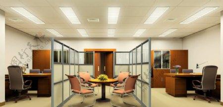 办公室设计图图片