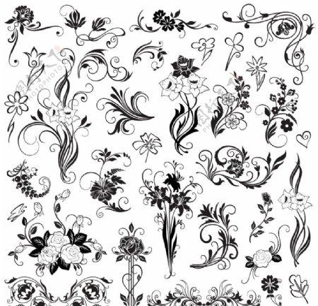 装饰花纹图片