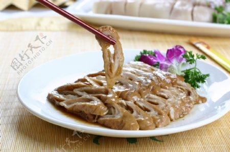 潮式卤水卤水大肠餐饮美食传统美食摄影图库72DPIJPG图片
