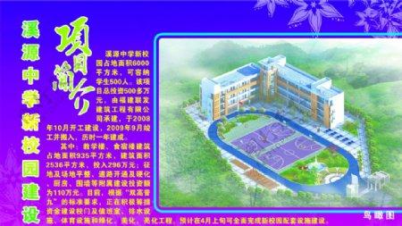 学校建设项目简介图片