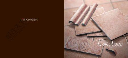 小复古砖产品特写PS制作未合成砖可替换图片