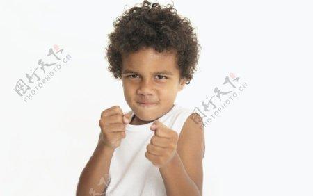 拳击小帅哥图片