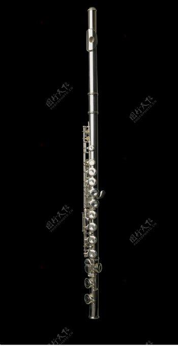 单簧管抠图图片