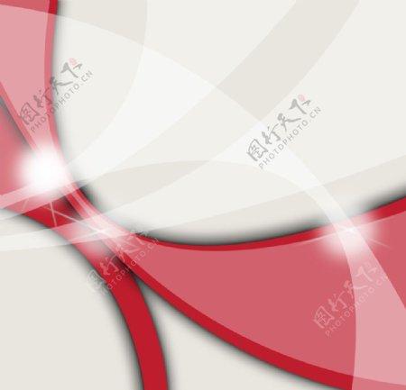 红色条纹背景