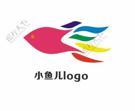 小鱼儿logo