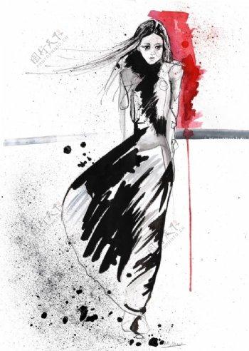 女装设计图