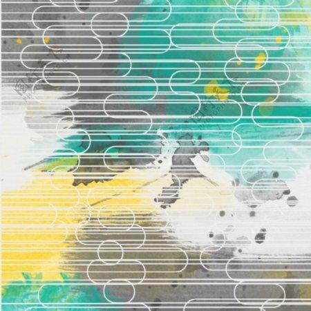 高端墙纸布匹印花设计特殊面料图图片