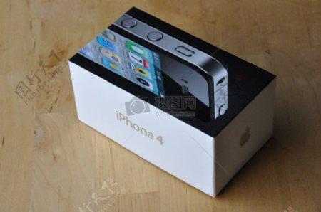 iPhone4的盒子