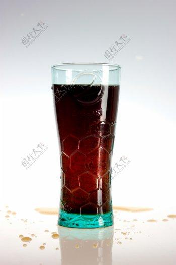 可乐杯子图片