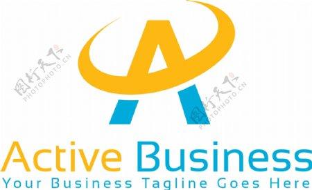 活动商业标志模板