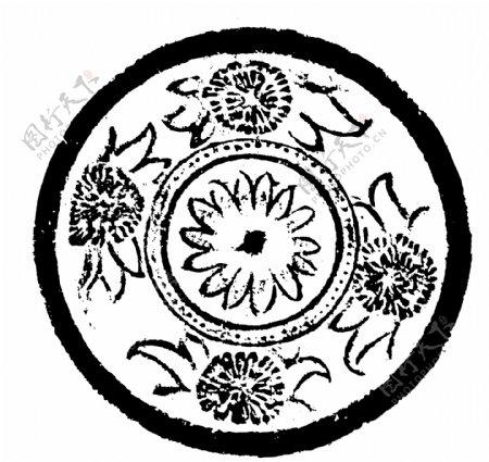 器物图案两宋时代图案中国传统图案240