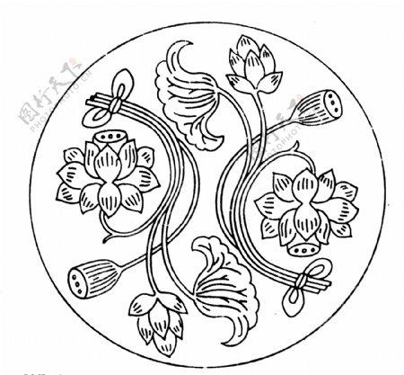 装饰图案两宋时代图案中国传统图案472