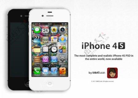 iPhone4s苹果手机图片