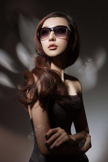 时尚美女范冰冰图片