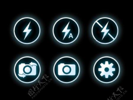 拍照图标icons