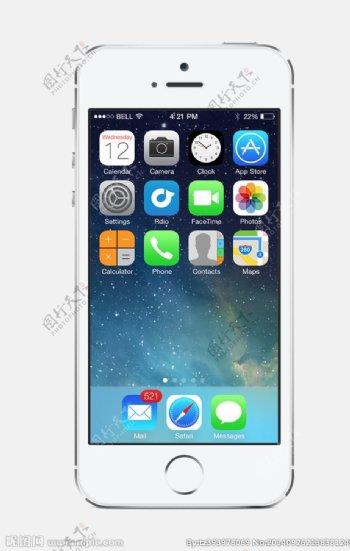 iphone5s模版