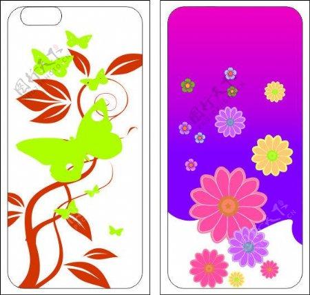 iphone6彩绘时尚手机壳