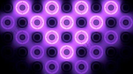 酒吧VJ紫色圆圈炫酷视频素材