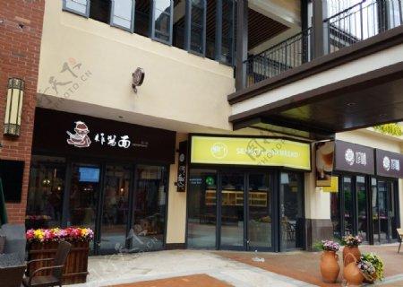 合肥瑶海万达商业街
