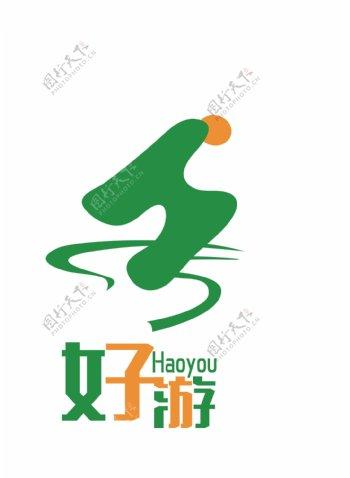 好游简约logo商标设计