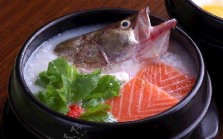 贡品双鱼粥