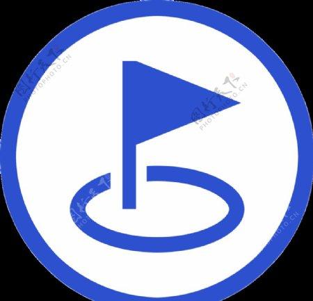 运动标识标志图标