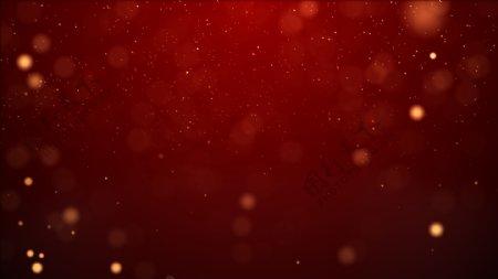 红色喜庆朦胧梦幻背景素材