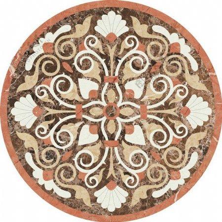 欧式拼花纹理瓷砖贴图