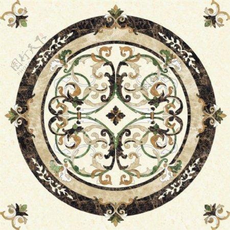 欧式装饰设计瓷砖贴图
