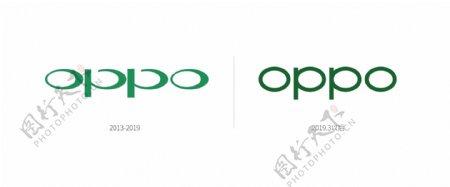 oppo新logo标识
