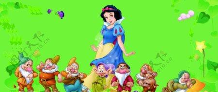 白雪公主海报