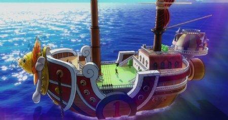 航海王动漫电脑屏保壁纸路飞