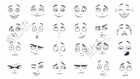 人脸表情包