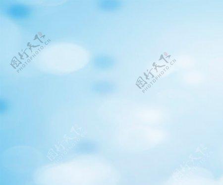 蓝色背景图