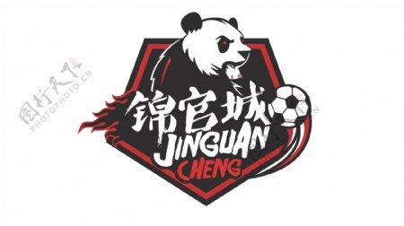 四川锦官城足球俱乐部队徽
