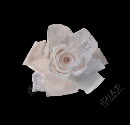 白玫瑰婚礼设计花艺