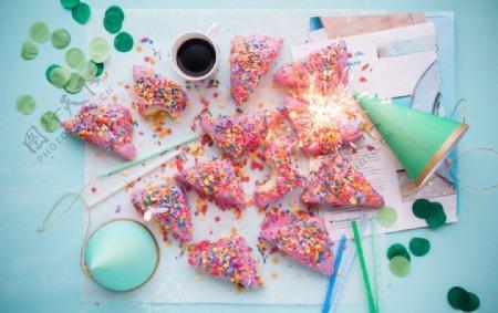 节日庆祝甜品