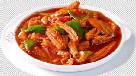 海鲜鱿鱼爆炒餐饮美食