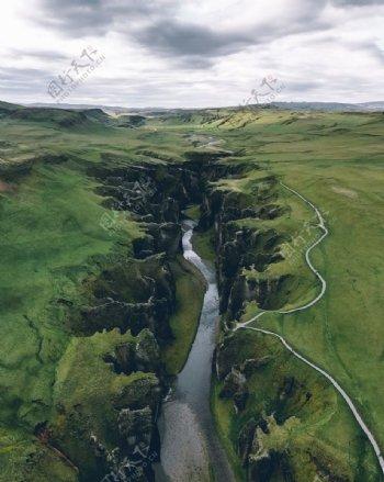 大地的裂缝