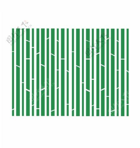 植物竹子背景简约底纹