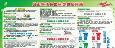 垃圾分类垃圾分类海报