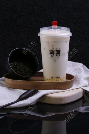 奶茶饮料水珍珠