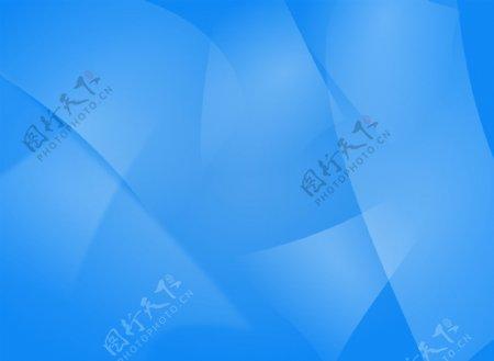 蓝色海报背景