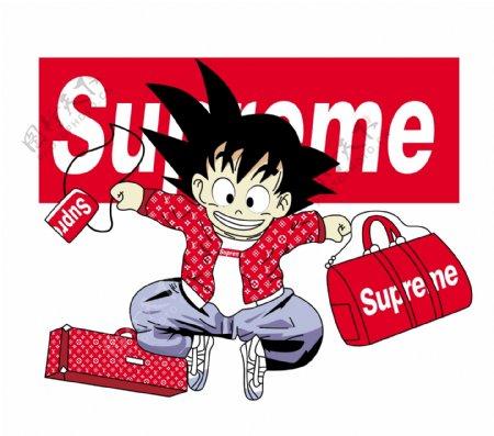 supreme孙悟空