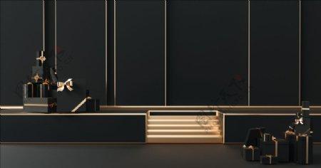 模式白板背景