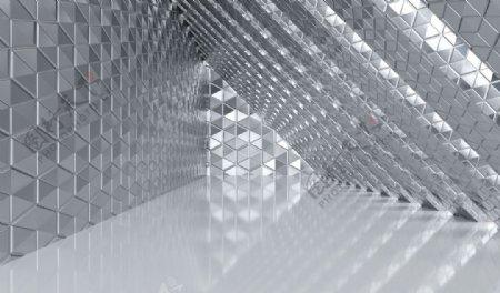 立体空间背景素材